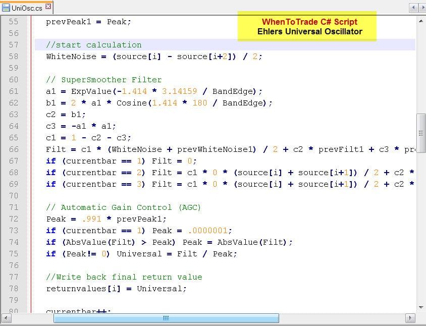 C# script