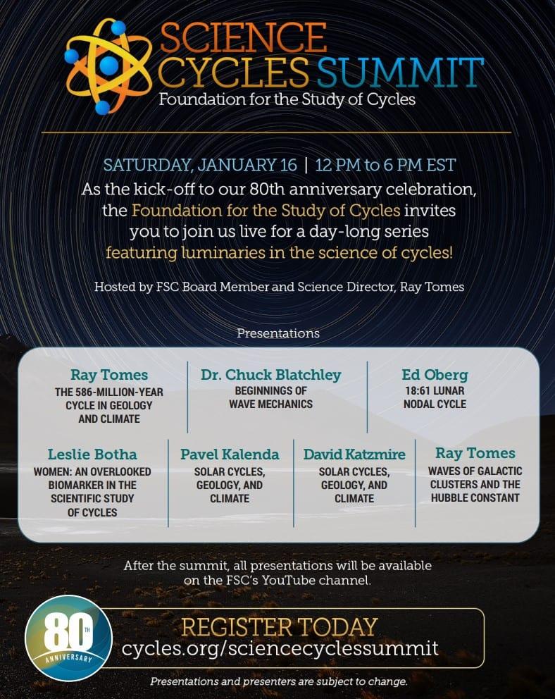 FSC Science Summit